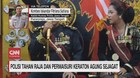 VIDEO: Raja dan Permaisuri Keraton Agung Sejagat Ditahan