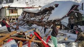 Cuaca Buruk di Pakistan dan Afghanistan, 130 Orang Tewas