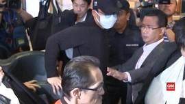 VIDEO: Usai Kecelakaan di Malaysia, Momota Pulang ke Jepang