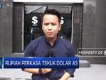 Sorry Dolar AS, Rupiah Makin Perkasa