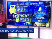 2020 Harga LPG 3 KG Naik!