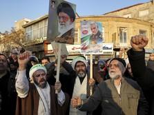 Pangeran Iran Muncul, Sebut Rezim Khamenei Segera Berakhir
