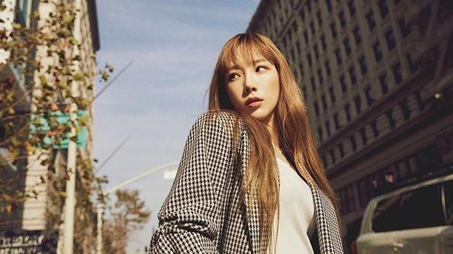 Taeyeon SNSD Bawa Pesan Cintai Diri Lewat Lagu Dear Me