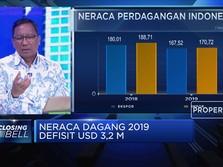 Ekonom Proyeksi Neraca Dagang RI 2020 Bisa Surplus