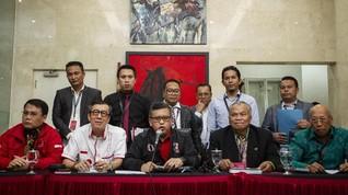 PDIP Tolak Ikut Campur Kasus Wahyu Setiawan dan Harun Masiku