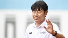 Shin Tae Yong Soroti Kelemahan Pertahanan Timnas U-19