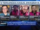 Inilah 5 Tersangka Kasus Jiwasraya yang Ditetapkan Kejagung