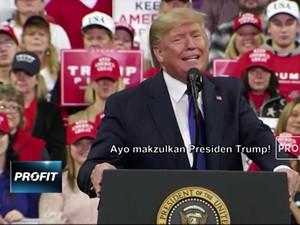 Trump: AS Buat Banyak Negara Iri
