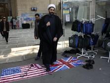 Ultimatum Iran: Pasukan AS-Eropa dalam Bahaya!