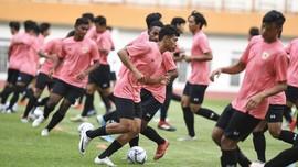 Tae Yong Tak Beri Target Timnas U-19 Lawan Tim dari Korsel