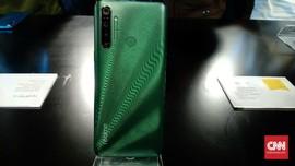 Spesifikasi Realme 5i, Ponsel Empat Kamera Rp2 Jutaan