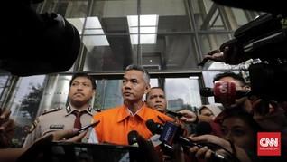 KPK Perpanjang Masa Tahanan Eks Komisioner KPU Wahyu Setiawan