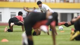 Masalah Fisik Timnas Indonesia U-19 Tugas Berat Shin Tae Yong