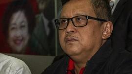 Hasto Bungkam soal Dugaan Intervensi Yasonna di Kasus PAW