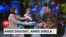 VIDEO: Anies Digugat, Anies Dibela