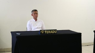 Istana Proses Surat Penghentian Wahyu Setiawan dari KPU