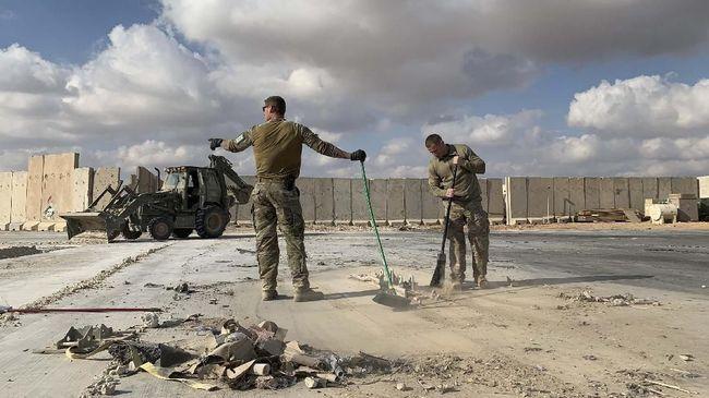 AS Kalahkan ISIS di Internet sampai Tentara AS Gegar Otak