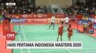 VIDEO: Hasil Indonesia Masters 2020 Hari Pertama