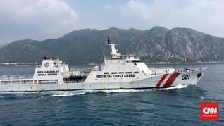 TNI Sebut Kapal China Sudah Menjauh 400 Mil dari ZEE