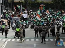 Mengintip Demo Ojol Hari Ini di Jakarta