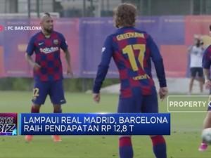 Geser Real Madrid, Barcelona Jadi Klub Terkaya di Dunia
