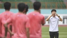 Shin Tae Yong Tak Suka Pemain Banyak Protes
