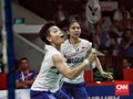 Hasil Indonesia Masters 2020: Greysia/Apriyani Juara