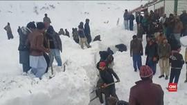 VIDEO: Cuaca Buruk di Pakistan Tewaskan 100 Orang