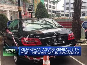 Wow! Ini Dia Deretan Mobil Mewah Sitaan Kasus Jiwasraya