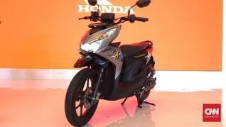 Honda Beat Diklaim Irit 60 km/l, Lebih dari Genio dan ADV 150