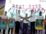 Perkuat Mental, Jakarta BNI 46 Bidik Gelar Juara Proliga 2020
