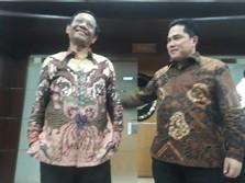 Nilai Saham Turun, Erick & Mahfud Tegaskan Dana Asabri Aman!