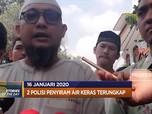 2 Polisi Penyiram Air Keras Terungkap hingga Surabaya Banjir