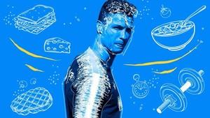 INFOGRAFIS: Diet Rahasia Ronaldo