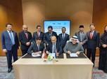 2021, Anak PLN & Masdar Bangun PLTS Terapung Terbesar ASEAN
