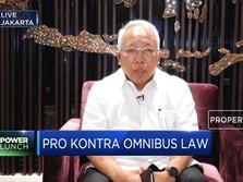 Skema Pengupahan dalam Omnibus Law, Ini Penjelasan Satgas