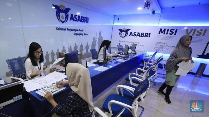 PT Asuransi Sosial Angkatan Bersenjata Republik Indonesia (Persero) atau disingkat PT ASABRI (Persero) , adalah BUMN yang bergerak dibidang Asuransi Sosial
