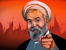 Panas! Rouhani Tuding Israel Bunuh Bapak Program Nuklir Iran