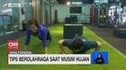 VIDEO: Tips Berolahraga Saat Musim Hujan