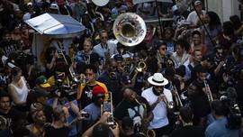 FOTO: Mengulas Senyum di Havana Jazz Plaza Festival
