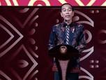 Maksud Jokowi Kenapa Arab Sampai Tony Blair Bangun Ibu Kota