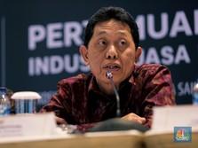 OJK Buka-bukaan Mega Merger Bank Syariah BUMN