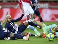 FOTO: Neymar dan Mbappe Menggila, PSG Bantai Monaco