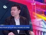 Analis: Deal Dagang AS-China Fase I Disikapi Biasa oleh Pasar