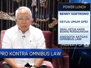 Omnibus Law Hanya Akomodir Pengusaha? Ini Tanggapan Kadin