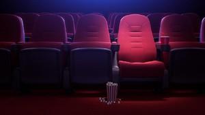 Virus Corona 'Serang' Bioskop-bioskop di Italia