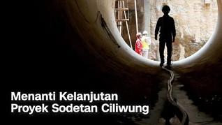 VIDEO: Menanti Kelanjutan Proyek Sodetan Ciliwung ke BKT