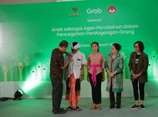 200 Mitra Grab Ikut Pelatihan Online Tangkal Trafficking