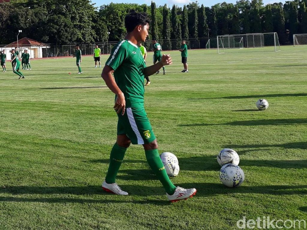 Persebaya Gelar Training Camp di Sleman