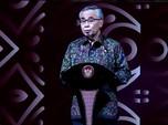 Gelar PTIJK, Ini Pidato Lengkap Ketua OJK Wimboh Santoso